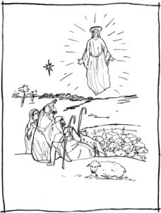luke 19 10 coloring pages - photo#41
