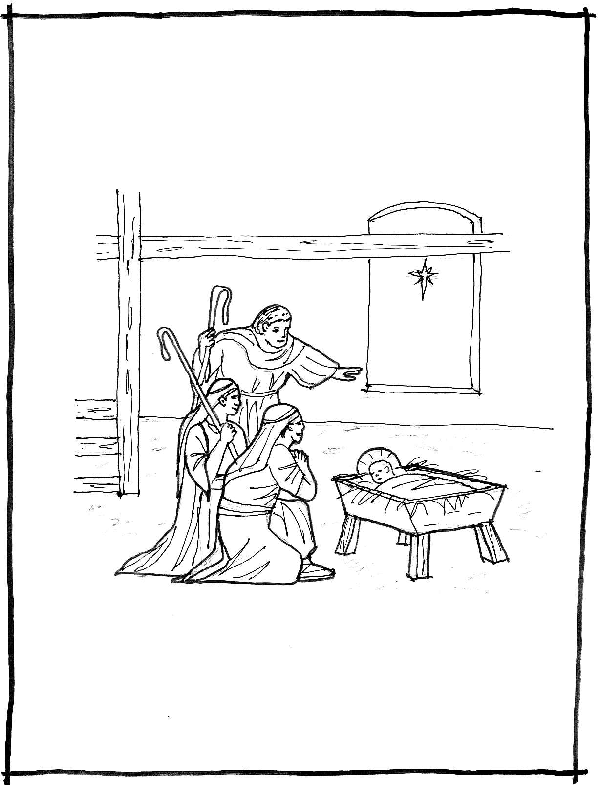 luke 19 10 coloring pages - photo#30